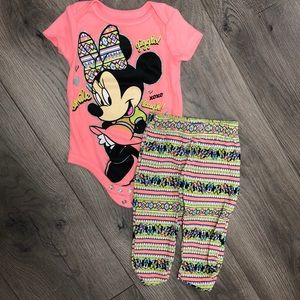 Disney's Minnie Mouse outfit